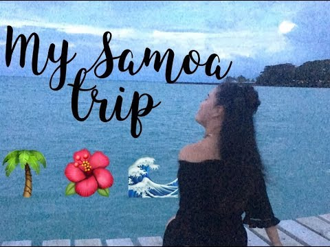 my little trip to Samoa🌴🌺