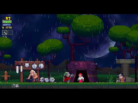 Rogue Legacy with Quad #9 - Geology Degree