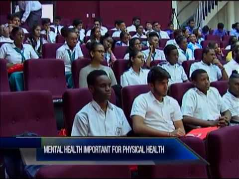 Mental Health Important For Physical Health