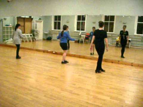 """Improvers Day 5 - """"Doin' the New Low Down"""" aka """"Bill Robinson Dance"""""""