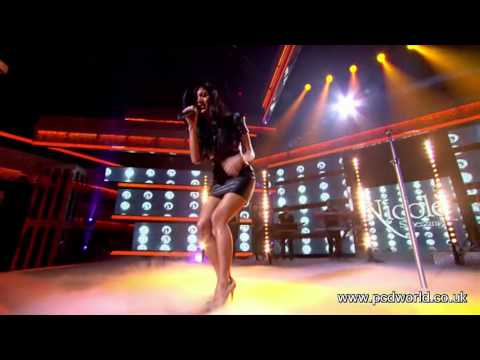 Nicole Scherzinger - Don't Hold Your Breath (Let's Dance For Comic Relief - 12th March 2011)