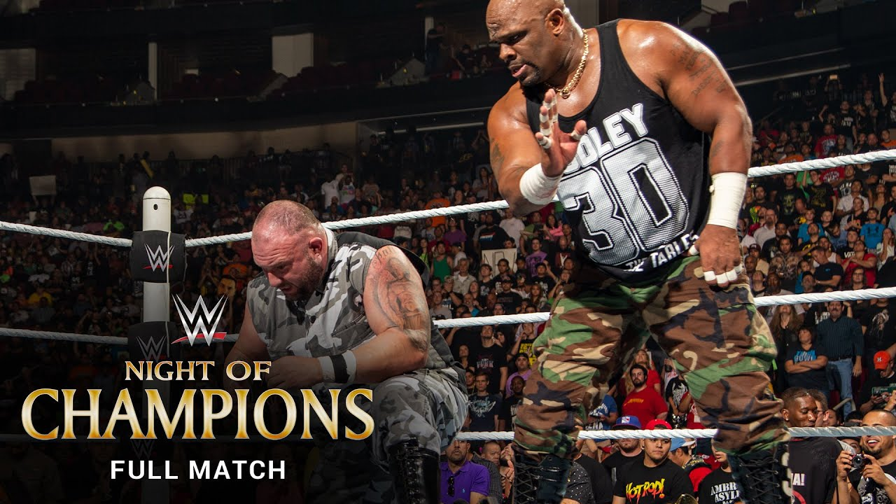 FULL MATCH - New Day vs. The Dudley Boyz – WWE Tag Team Titles Match: WWE Night of Champions 2015