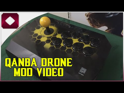 Qanba Drone modding video
