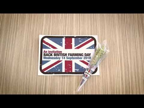 Making a British Farming Pin Badge