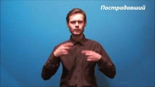 Русский жестовый язык. Урок 24. Право, закон