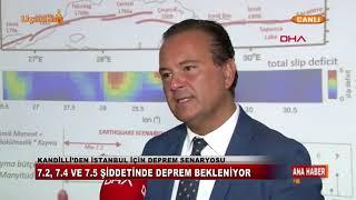 Kandilli'den İstanbul için deprem senaryosu
