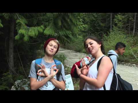 Gr 8 Evans lake adventure 2015