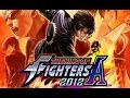 King of Fighters A intro