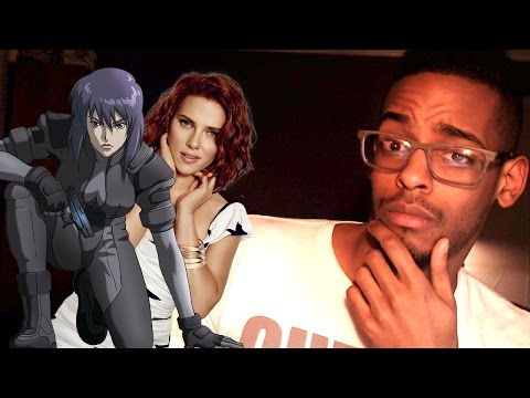 Speaking on Scarlett Johansson, Ghost In The Shell & Hollywood Diversity