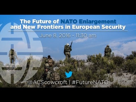 The Future of NATO Enlargement and  New Frontiers in European Security