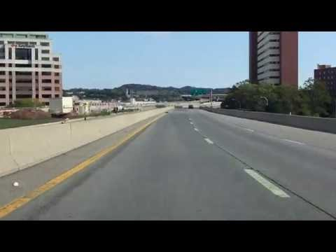 South Mall Interchange: Empire State Plaza to Interstate 787 north