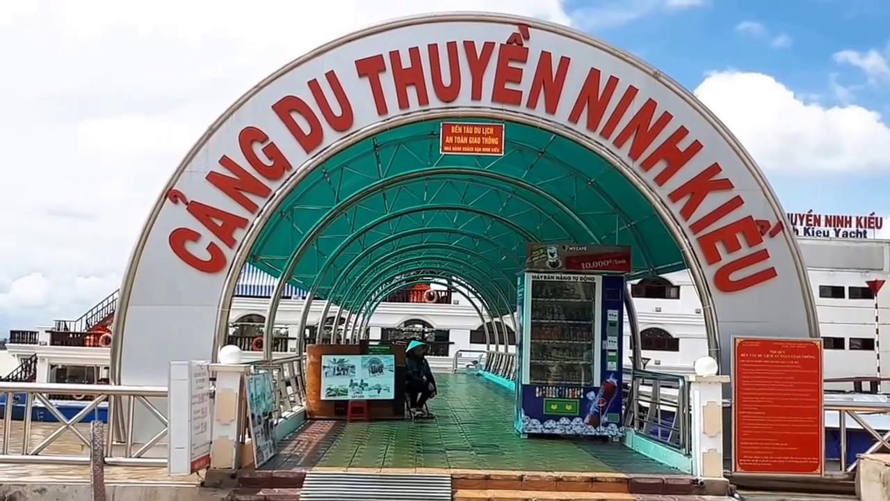 Bến Ninh Kiều Cần Thơ/Ninh Kieu Quay – Can Tho city