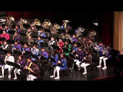 BISD Middle School All-City Band 2019