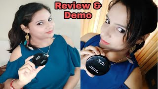 Lakme Absolute White Intense wet & Dry Compact/ Review & Demo.indianyoutubershweta