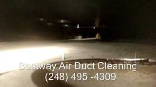 Watch this video before you hire a air duct cleaner