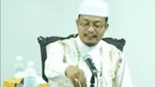 Masa Bersanding KAWIN Pun Kita Dah Jadi DAYUS - Ustaz Kazim Elias 2016