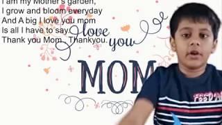 Mothers Day Poem Recital — Quaribou