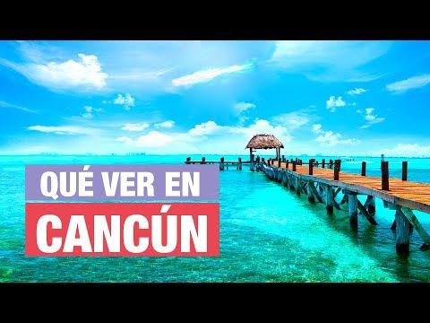 Qué Ver En Cancún    10 Lugares Imprescindibles 🇲🇽