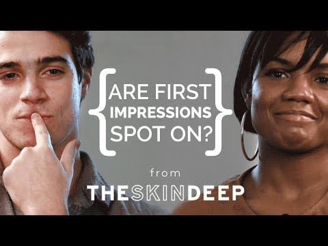 {THE AND} Kelsey & Nick | Are First Impressions Spot on?