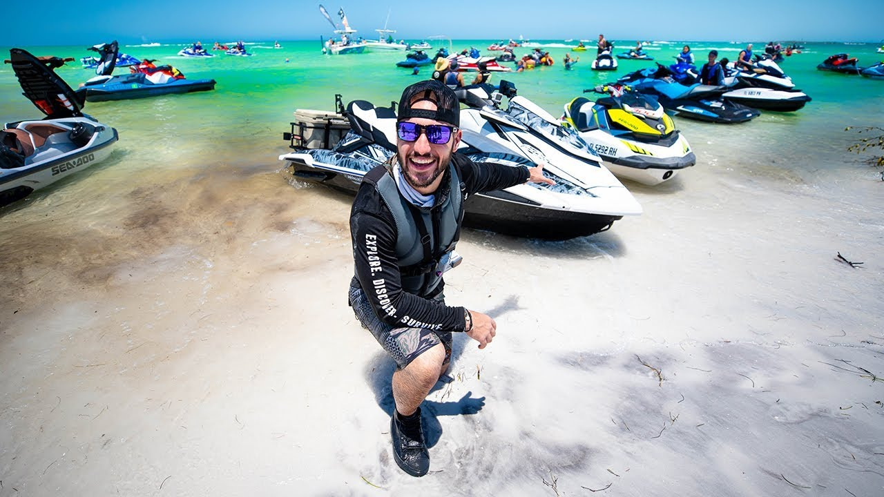 48caaa8e034 Video: Jiggin' With Jordan Reveals new '19 Yamaha WaveRunner Wrap ...