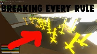 Video TRYING TO GET BANNED IN UNTURNED! download MP3, 3GP, MP4, WEBM, AVI, FLV Januari 2018