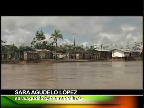 Vigía del Fuerte, único municipio de Antioquia sin energía