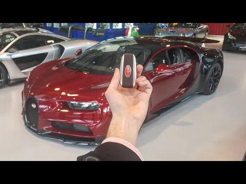2018 Bugatti Chiron: In-Depth Exterior and Interior Tour!