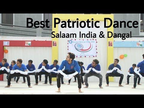 Salaam India Dance Choreography by Dharmin and Nishant
