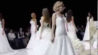 Allure Bridals, Moscow Bridal Weekend 2014