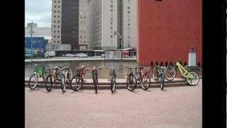 1º Encontro de Bikes Rebaixadas de 2013 em CWB