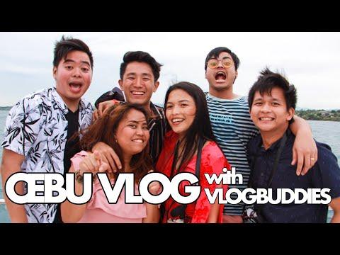 VLOG 103: TRIP TO CEBU (Ft. VLOG BUDDIES & Travel Now Asia)