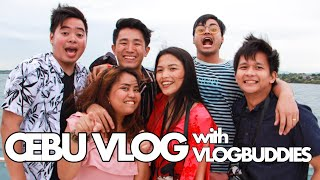 VLOG 103: TRIP TO CEBU (Ft. VLOG BUDDIES & Travel Now Asia)