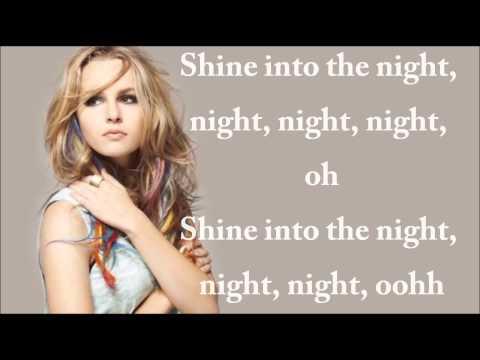bridgit mendler city lights karaoke lyrics on screen