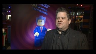 Patton Oswalt is Risky Business in