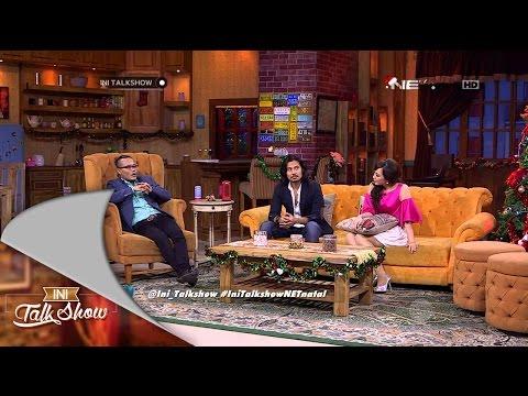 Ini Talk Show - 25 Desember 2014 1/4 - Chicco Jerikho, Yuanita Christiani dan Fanny Fadillah