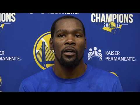 Kevin Durant comments on sharing GQ cover with Colin Kaepernick | ESPN
