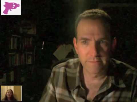 Greg Benson Interview Part 1 for PinkRaygun.com, with WorldofHiglet