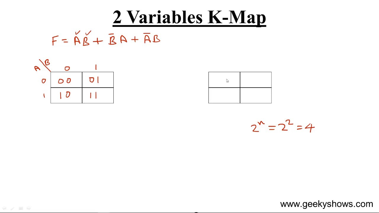 2 Variables K Map Table (Hindi) on geographic feature, map projection, cartography of the united states, geographic information system, grid reference, global map, geographic coordinate system, satellite imagery, early world maps, history of cartography,