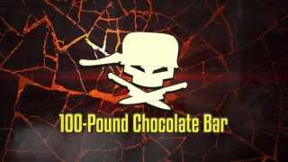 100-Pound Chocolate Bar - Epic Meal Time
