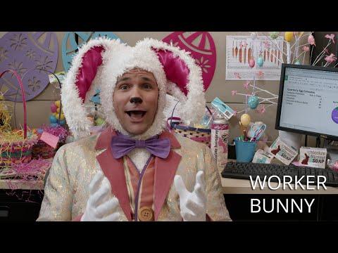 Worker Bunny