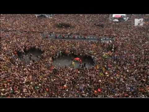 Bullet for my Valentine Waking the Demon  @ Rock am Ring 2010 HD