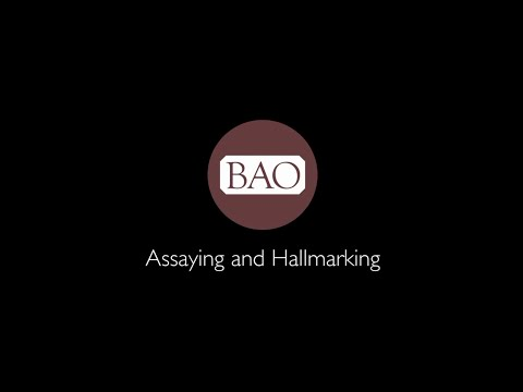 Hallmarking At Assay Office Birmingham