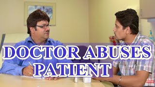 Doctor Abuses Patient - Funny Gag - Patient Jokes Mashup - Comedy One