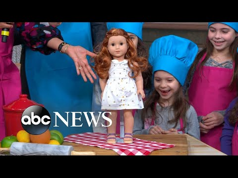 Meet American Girl's 2019 girl of the year: Blaire Wilson