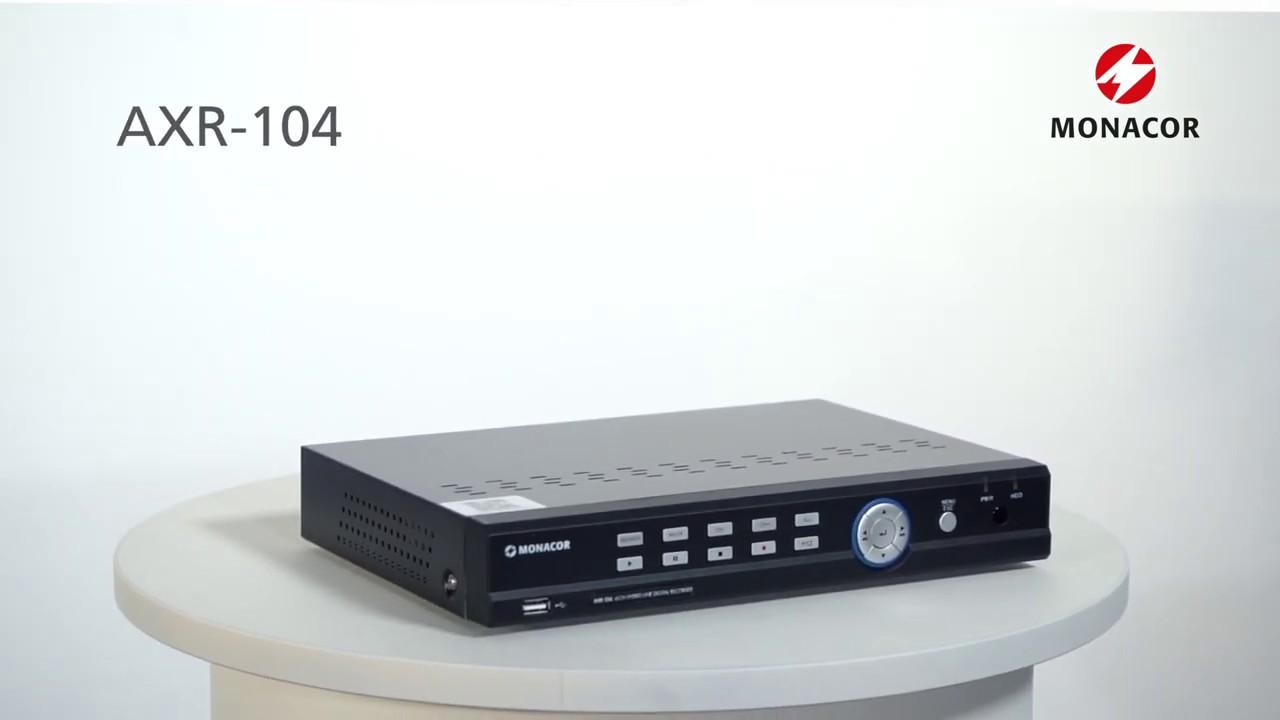 MONACOR: AXR-104