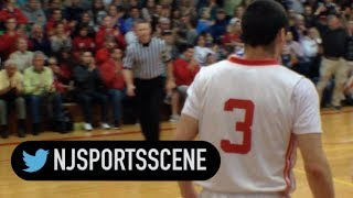 Matt Farrell Shows OUT in Final Home Game of Career - Notre Dame Bound Point Guard