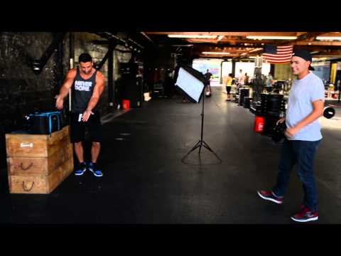 Behind the Scenes with Joe Donnelly and Quest Nutrition