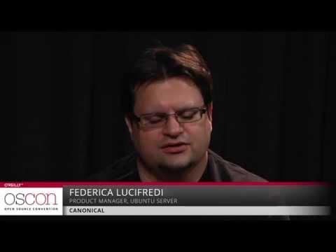 Federico Lucifredi (Canonical) Interview - OSCON 2014