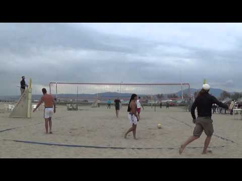El Bandana B.V.C.  B.Y.O.C. Tournament 9-10/4  Τελικός Αντρών