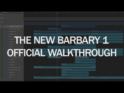 8Dio The New Barbary Official Walkthrough 1